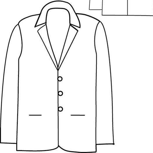 Blank Slate Basic Blazer Child's Blazer Downloadable Pattern