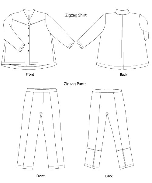 FREE SEWING SHIRT PATTERNS « Free Patterns