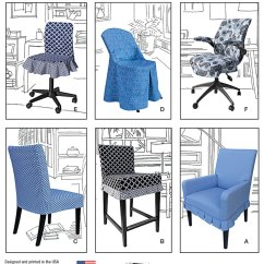 Chair Covers For Purchase Stretch Australia Simplicity 1335 Ikea And Realspace Chairs Prevnext