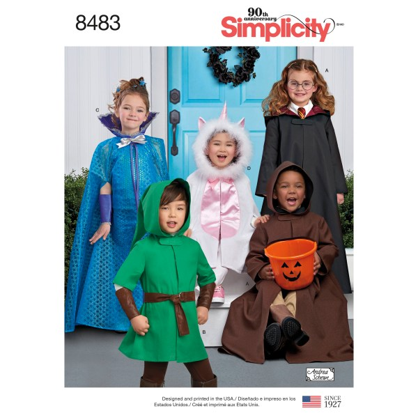 20+ Current Simplicity Pattern Cloak Pictures and Ideas on Weric