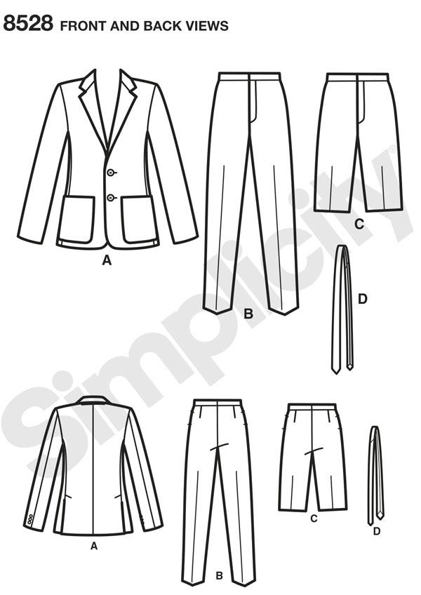 Amazon.com: suit patterns for women
