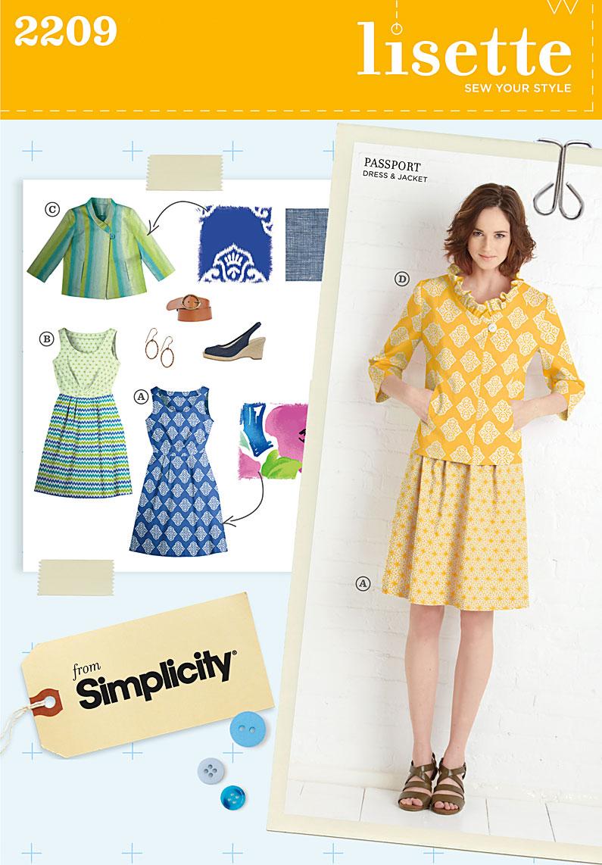 Simplicity 2209