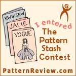 2014 PATTERN STASH CONTEST (July 1 - July 31)