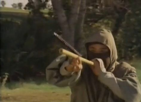 ninja blowgun