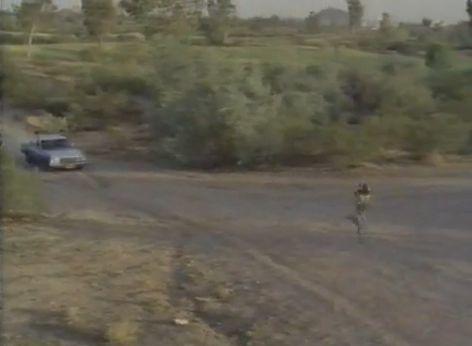 Outrun a car