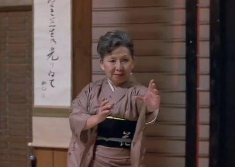 grandma ninja