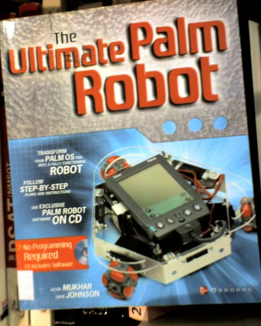 How to Build a Palm Robot