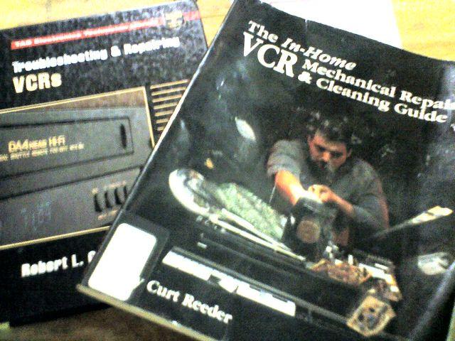VCR Repair