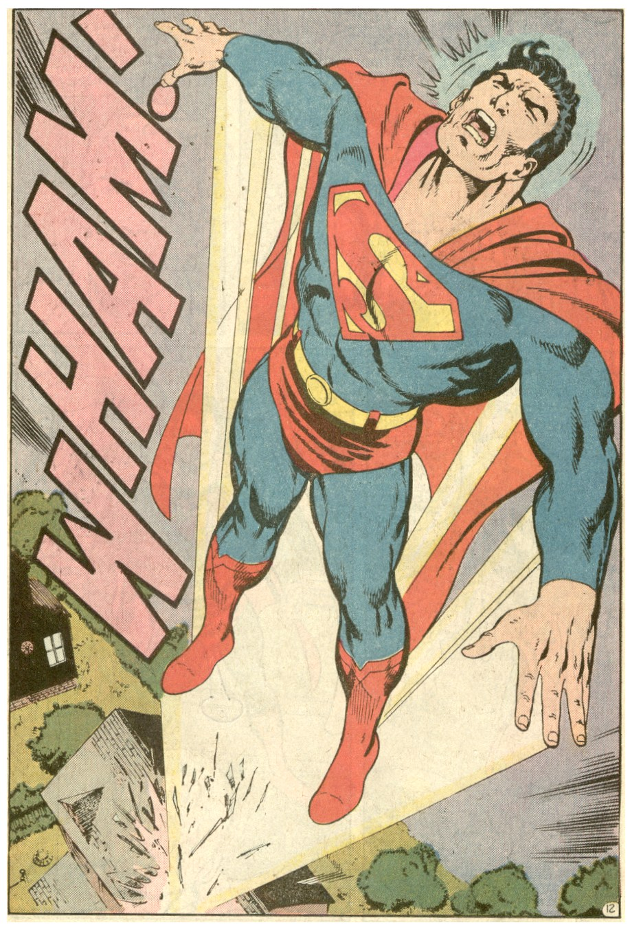 Superman fights 2
