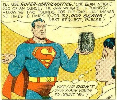 Super Mathematics