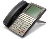 NEC DSX 34-Button Black Backlit Super Display Phone (1090030)