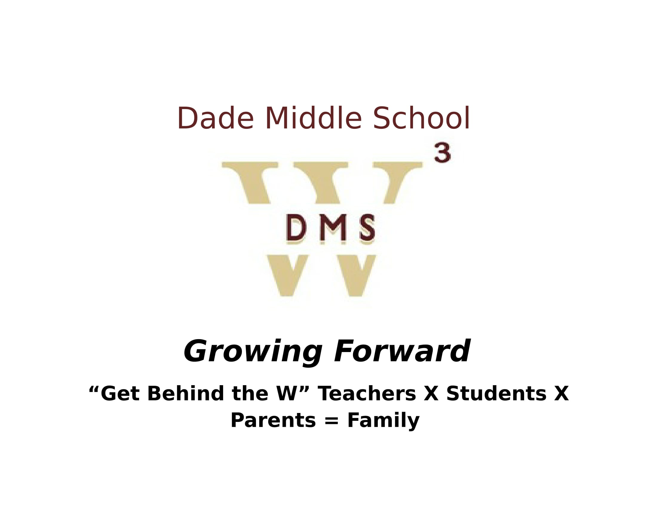 Dade Middle