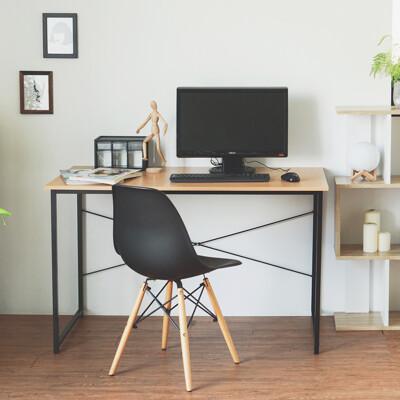 網友激推 質感簡約工作桌/電腦桌/書桌-100cm寬 熱銷排行 - 松果購物