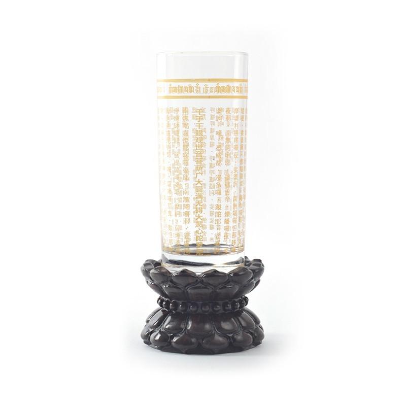 心經杯 大悲咒水杯藥師咒心經健康幸運中國佛教經文茶杯水知道水結晶小倉05-19 - 松果購物
