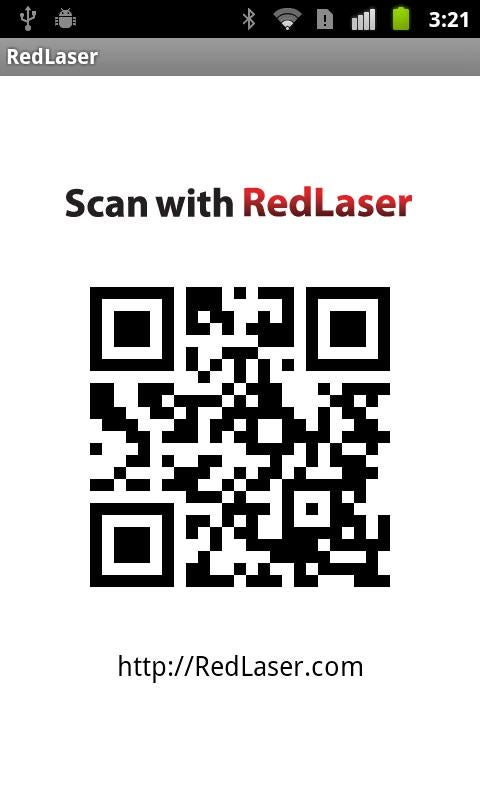 How to use your phone to scan QR-codes