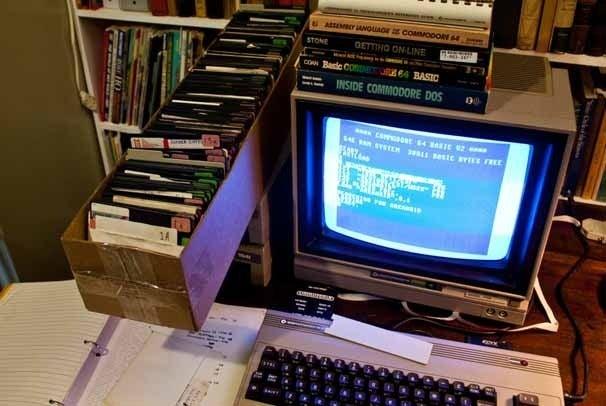 La maravillosa Commodore 64