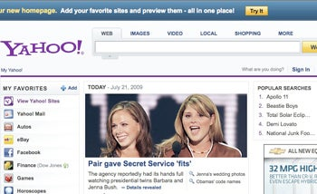 Image result for yahoo home