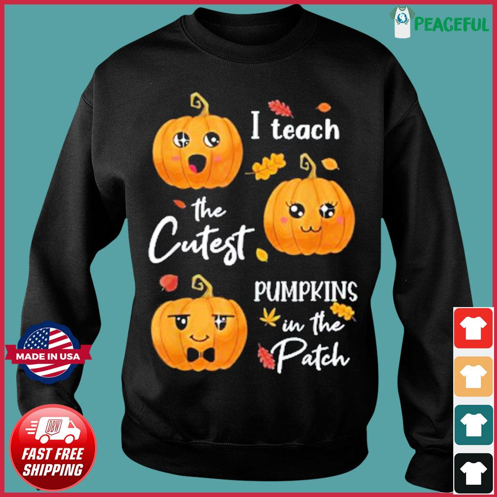 """Astrology this lunation is also called the """"pink moon"""" and it's a powerful one. I Teach The Cutest Pumpkin In The Patch Halloween Teachers Us 2021 Shirt, hoodie, sweater, long ..."""