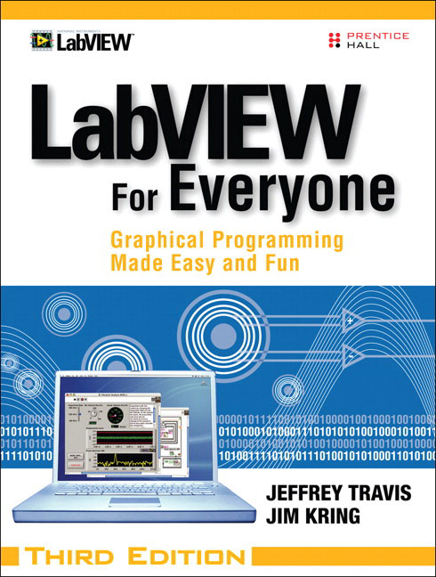 Pearson Education  LabVIEW for Everyone