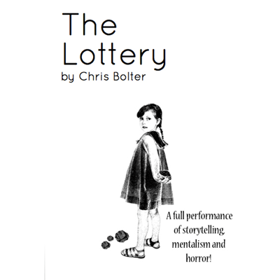 The Lottery by Chris Bolter