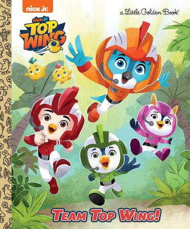 Top Wing Theme Song : theme, Odvojeno, Nestabilan, Goldstandardsounds.com