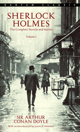 Arthur Conan Doyle Sherlock Holmes : arthur, conan, doyle, sherlock, holmes, Sherlock, Holmes:, Complete, Novels, Stories, Volume, Arthur, Conan, Doyle:, 9780553212419, PenguinRandomHouse.com:, Books