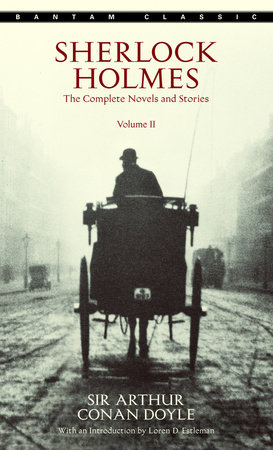 Arthur Conan Doyle Sherlock Holmes : arthur, conan, doyle, sherlock, holmes, Sherlock, Holmes:, Complete, Novels, Stories, Volume, Arthur, Conan, Doyle:, 9780553212426, PenguinRandomHouse.com:, Books