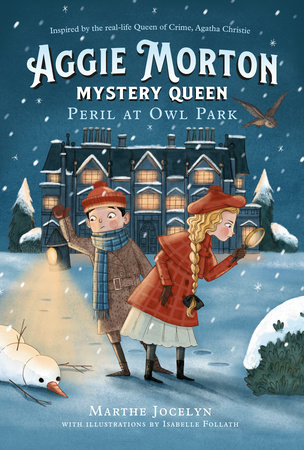 Download Mystery Queen : download, mystery, queen, Aggie, Morton,, Mystery, Queen:, Peril, Marthe, Jocelyn:, 9780735265493, PenguinRandomHouse.com:, Books