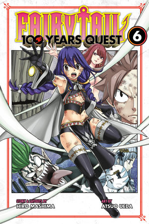 Fairy Tail: 100 Years Quest (Digital) Vol.05 - AniDL | Download Your...