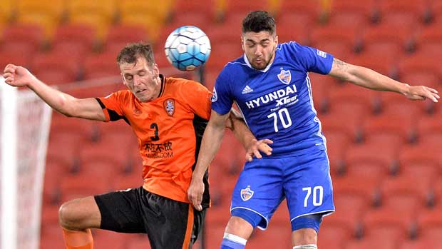 Dimitri Petratos could be on his way back to the A-League amid reports he's going to leave his K-League club.