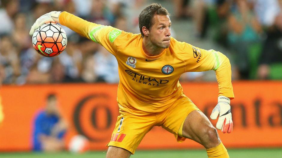Goalkeeper: Thomas Sorensen (Melbourne City)