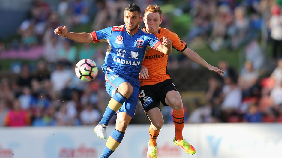 #NEWvBRI - Newcastle Jets are undefeated in their last six home Hyundai A-League games (W2, D4).