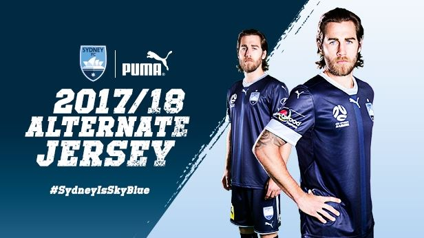 Sydney FC third kit