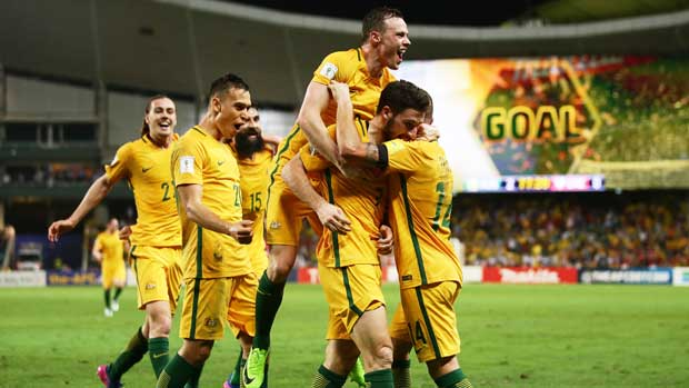 The fans have reacted on social media to Ange Postecoglou's 23-man Caltex Socceroos squad.