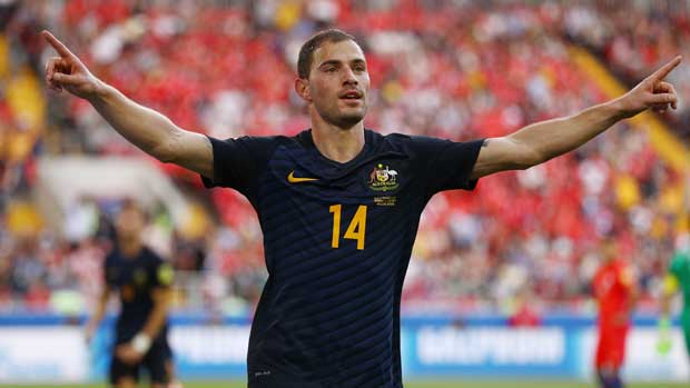 James Troisi is absolutely adamant there'll be no change whatsoever in the Ange Postecoglou game plan for Tuesday night's Thailand clash.