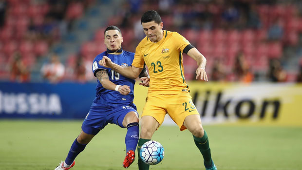 Tom Rogic has returned to fitness ahead of the Socceroos' bumper June.