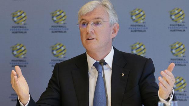 Football Federation Australia Chairman Steven Lowy AM.