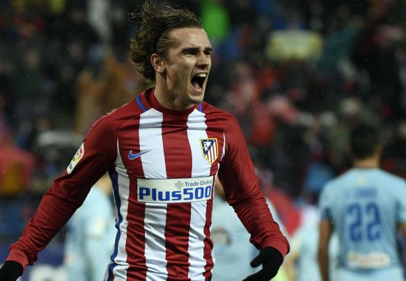 Man Utd target Griezmann admits Simeone has made him one of the world's best
