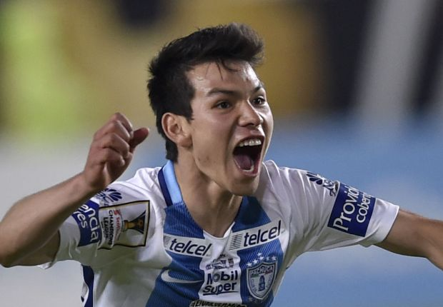Hirving Lozano reaches agrement with PSV, ending Mexico international's long transfer saga