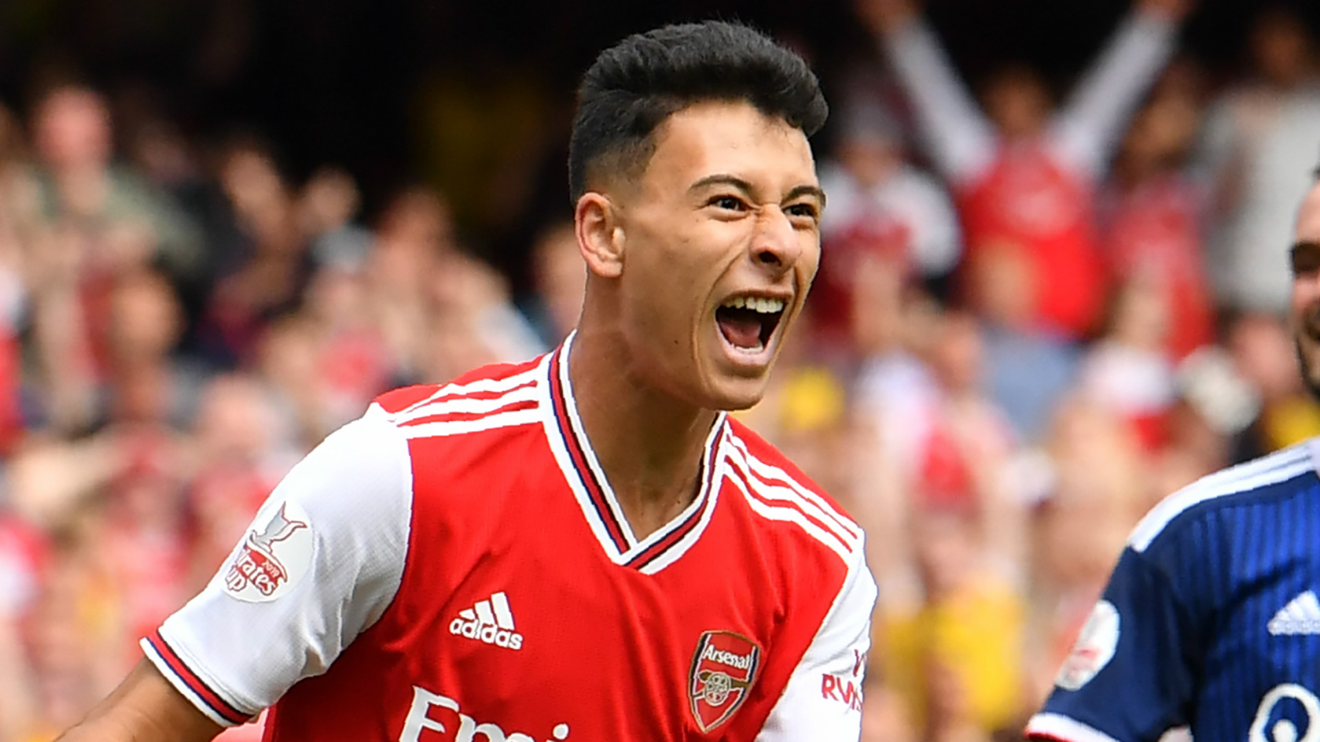 Arsenal News Gabriel Martinelli Has The Potential To Be