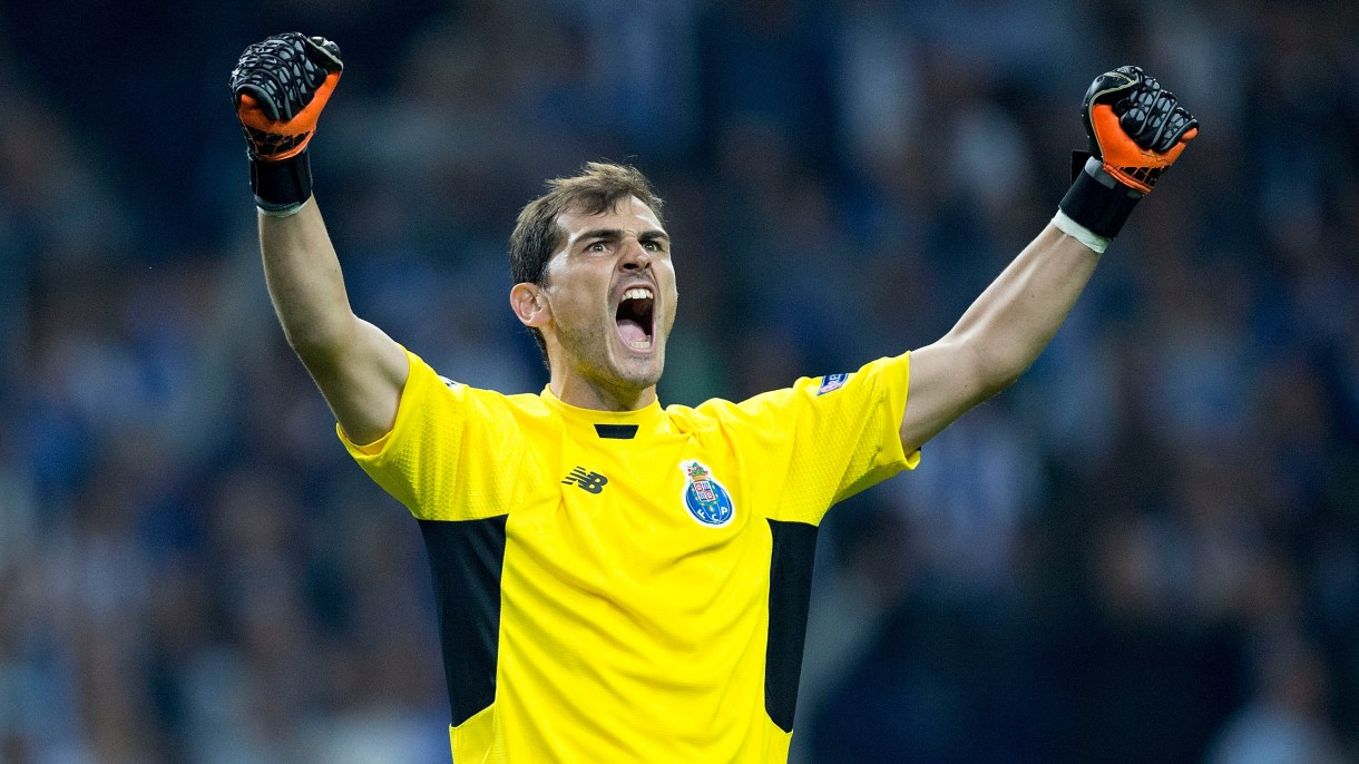 'There will come a day when I retire - for now, relax' - Casillas quashes retirement rumours 1