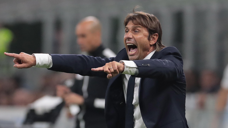 Inter News Antonio Conte Sets Club Record With Perfect