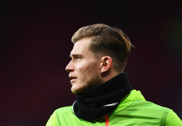 Karius has no plans to leave Liverpool as he looks to reclaim their No.1 spot