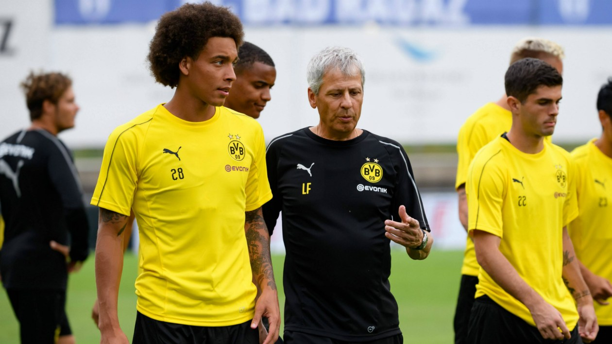 Image result for alex witsel dortmund