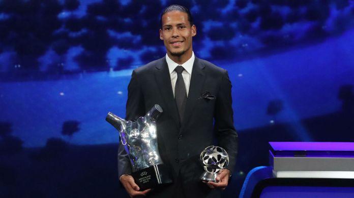Van Dijk unworthy of UEFA prize ahead of Ronaldo & Messi, says Ferdinand