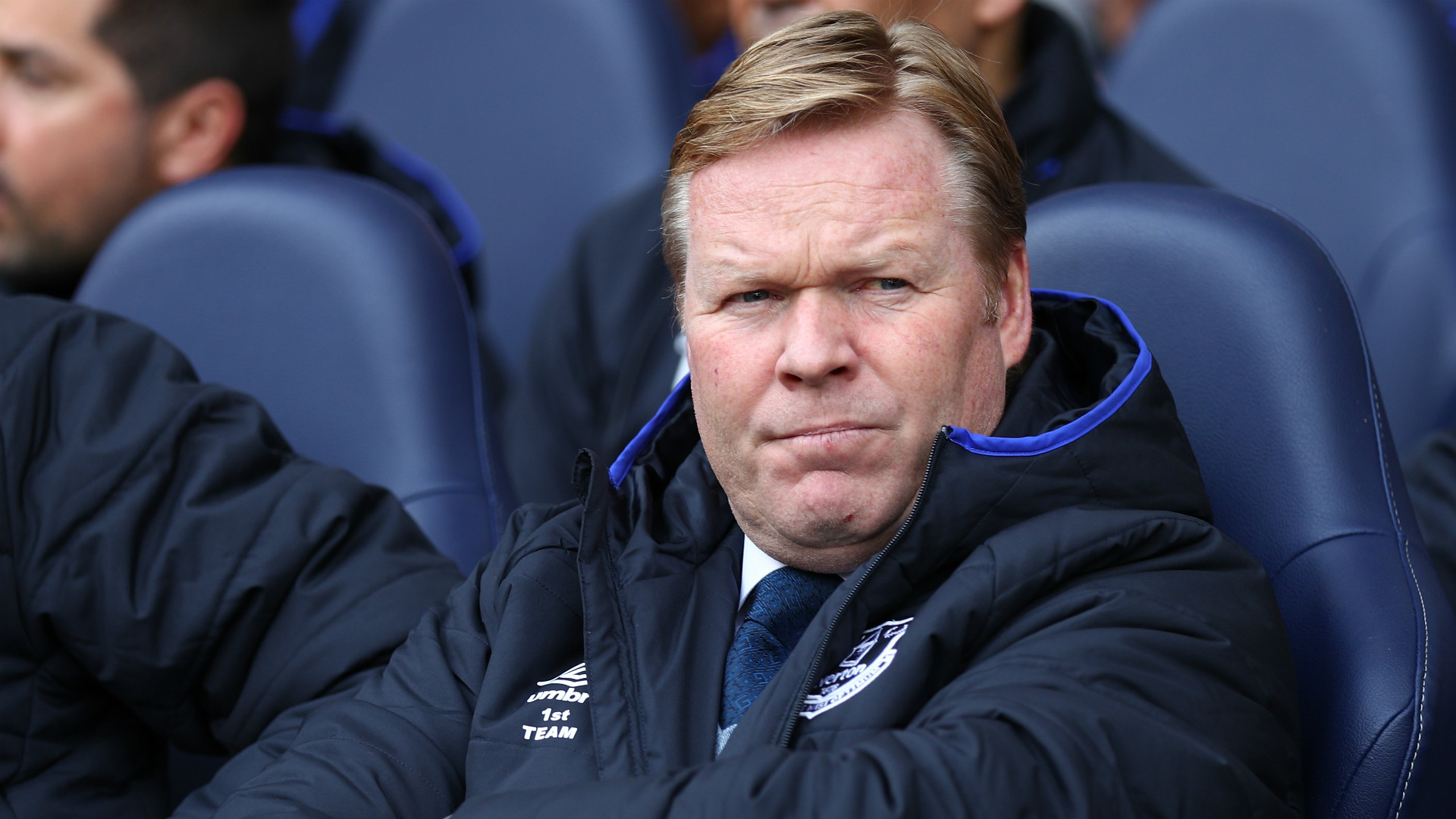 Ronald Koeman Everton Premier League