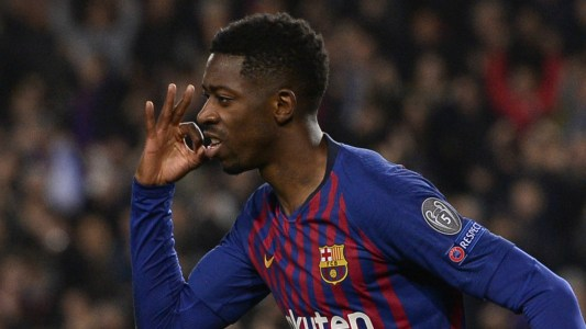 Dembele Proves He S No Barca B Player With Tottenham
