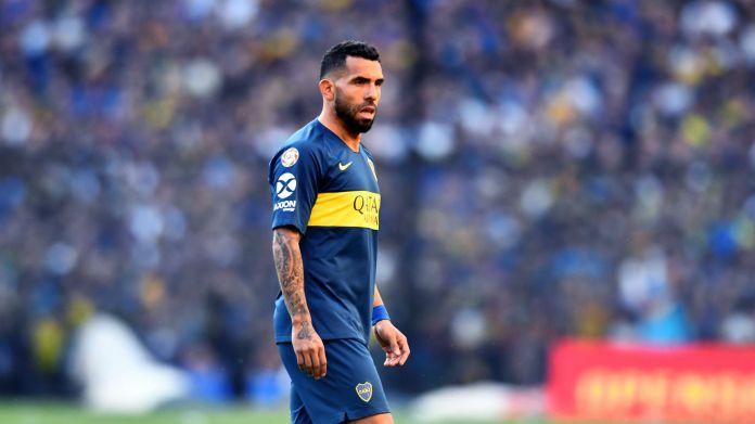 Carlos Tevez Boca River Superclasico Superliga 23092018