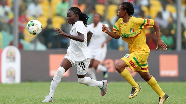 Image result for ghana vs mali scores women
