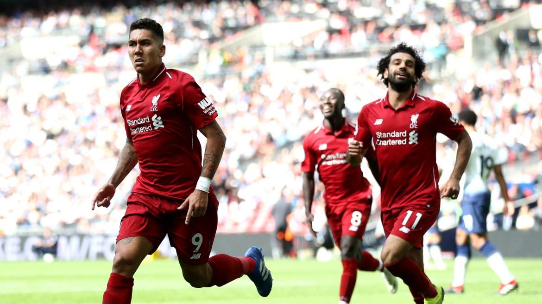 Roberto Firmino Liverpool 2018-19